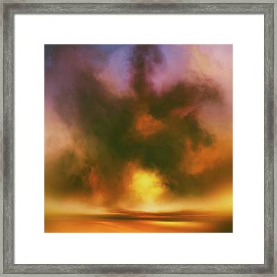 Wicked Framed Print