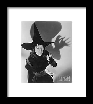 Wizard Hat Framed Prints