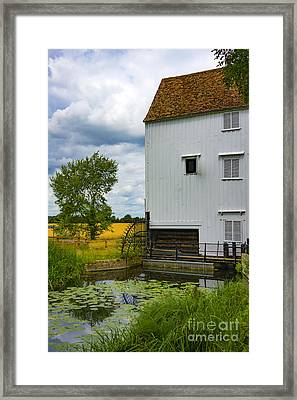 Wicken Fen Framed Print by Svetlana Sewell