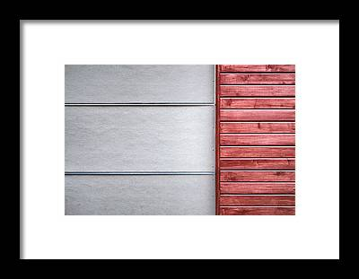 Wood Siding Framed Prints