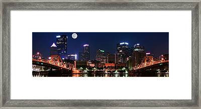 Wide Angle Framed Print by Frozen in Time Fine Art Photography