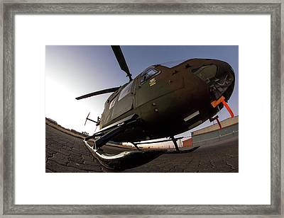 Wide Framed Print by Paul Job