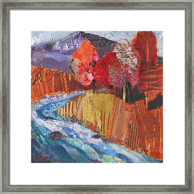 Wild And Scenic Framed Print