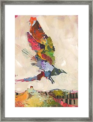Wild Bird Framed Print