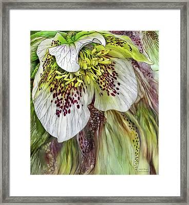 Wild Bloom Framed Print