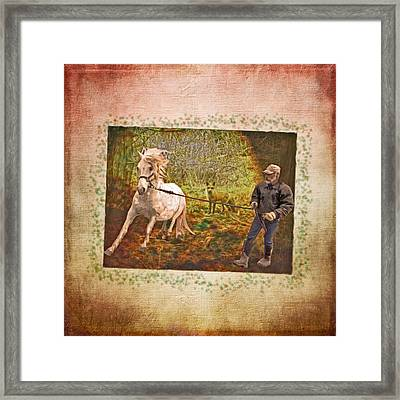 Wild By Nature Framed Print