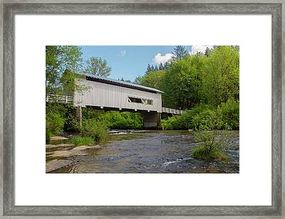 Wild Cat Bridge No. 2 Framed Print