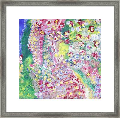 Sumptuous Framed Print