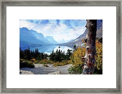 Wild Goose Island 1 Framed Print by Marty Koch