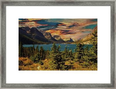 Wild Goose Island Gnp. Framed Print