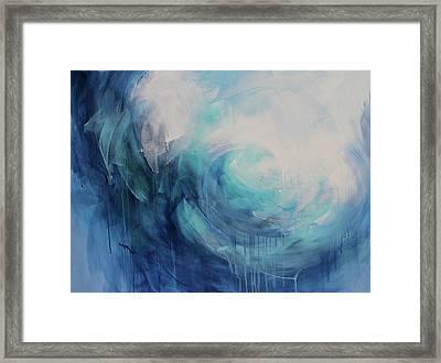 Wild Ocean Framed Print