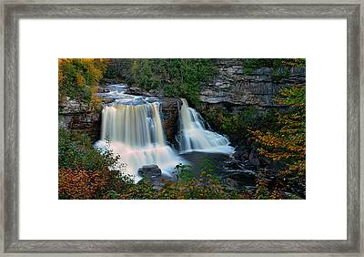 Wild West Virginia Framed Print