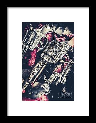 Velvet Revolver Framed Prints