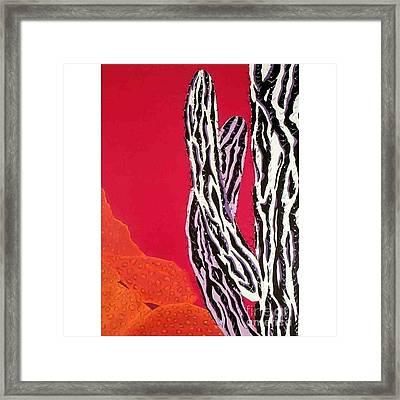 Wild,  Wild West Framed Print