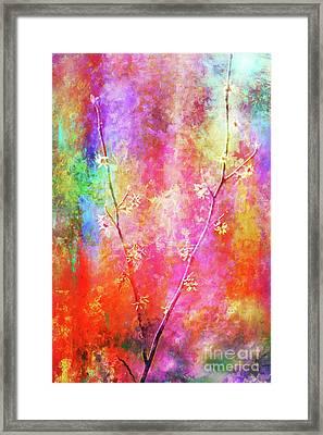 Wild, Wild, Witch Hazel Framed Print