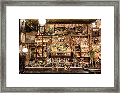 Framed Print featuring the photograph Wilde Times by Alison Frank