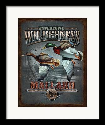 Wetland Framed Prints