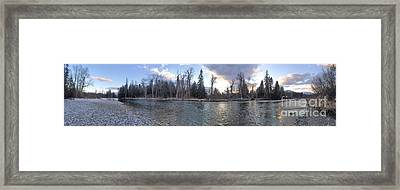 Framed Print featuring the photograph Wilderness by Victor K