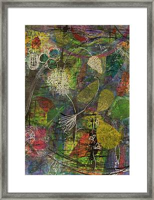 Wildflower Two Framed Print