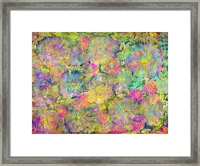 Wildflowers Framed Print by Don  Wright