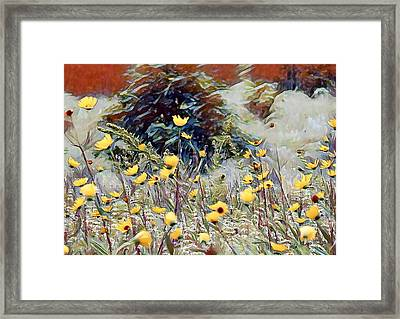 Wildness Framed Print by Wild Thing