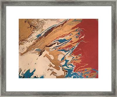 Wildside Framed Print