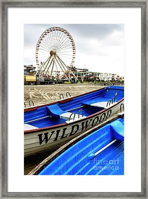 Wildwood 2008 Framed Print