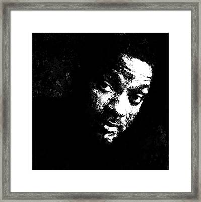 Will Smith 4a Framed Print