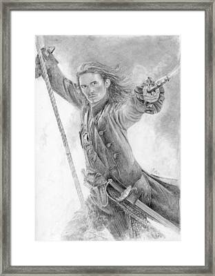 Will Turner Framed Print
