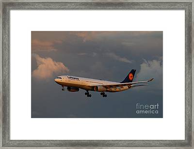 Will You Take Me Home Tonight Framed Print