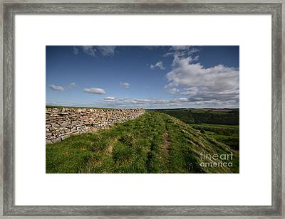 Willances Leap, Richmond Framed Print