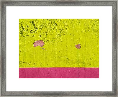 Willemstad Punda Curacao 33 Framed Print by Per Lidvall