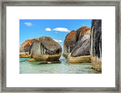 William Bay 2 Framed Print