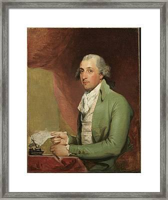 William Bayard Framed Print