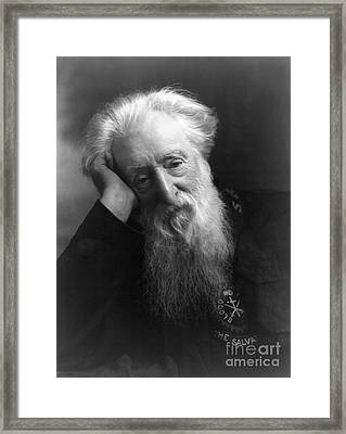 William Booth (1829-1912) Framed Print by Granger