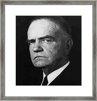 William Bull Halsey Framed Print