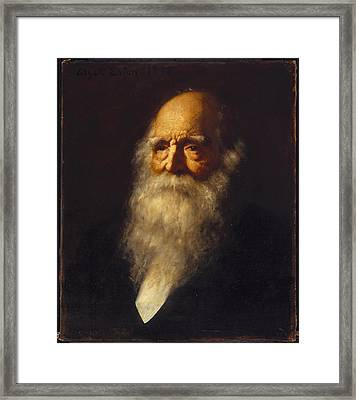 William Cullen Bryant Framed Print by MotionAge Designs