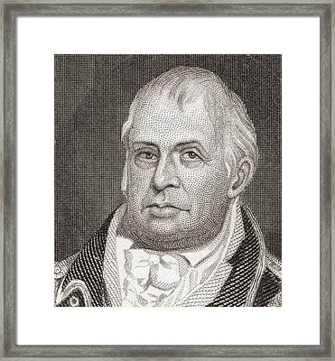William Heath, 1737 To 1814. American Framed Print by Vintage Design Pics