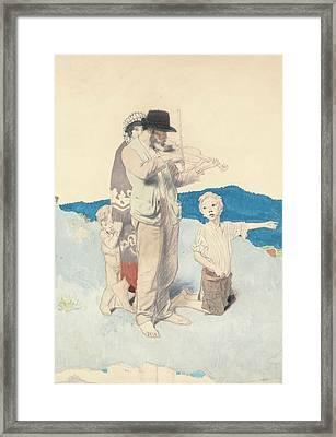 William Orpen Framed Print