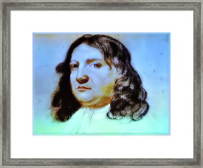 William Penn Portrait Framed Print