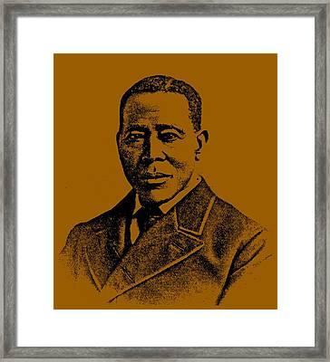 William Still Abolitionist Framed Print by Otis Porritt