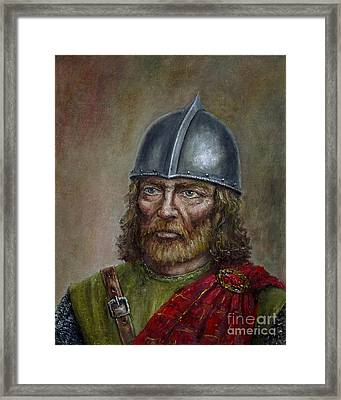 William Wallace Framed Print by Arturas Slapsys