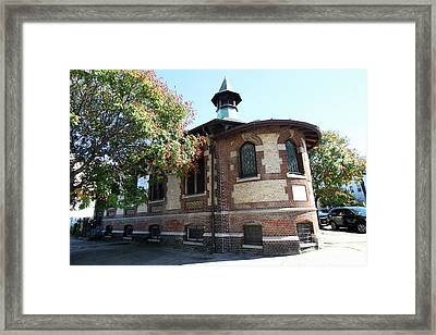 Willis A.m.e. Zion Church Framed Print