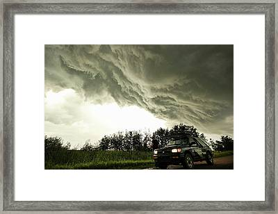 Willowbrook Beast Framed Print by Ryan Crouse