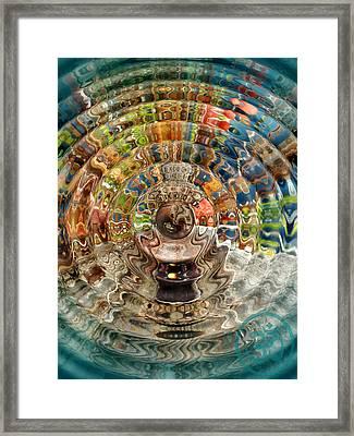 Zenergy  Framed Print
