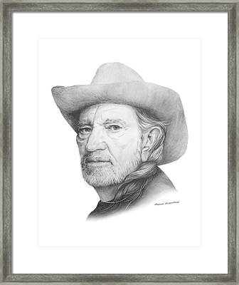 Willy Framed Print
