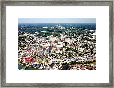 Wilmington Delaware Framed Print by Duncan Pearson