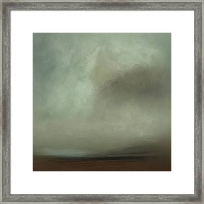Wind Drift Framed Print