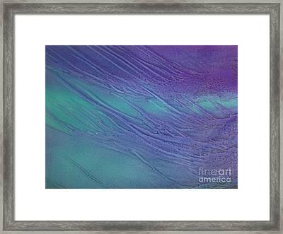 Wind Framed Print by Susan Parsley