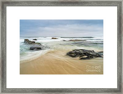 Windansea Framed Print